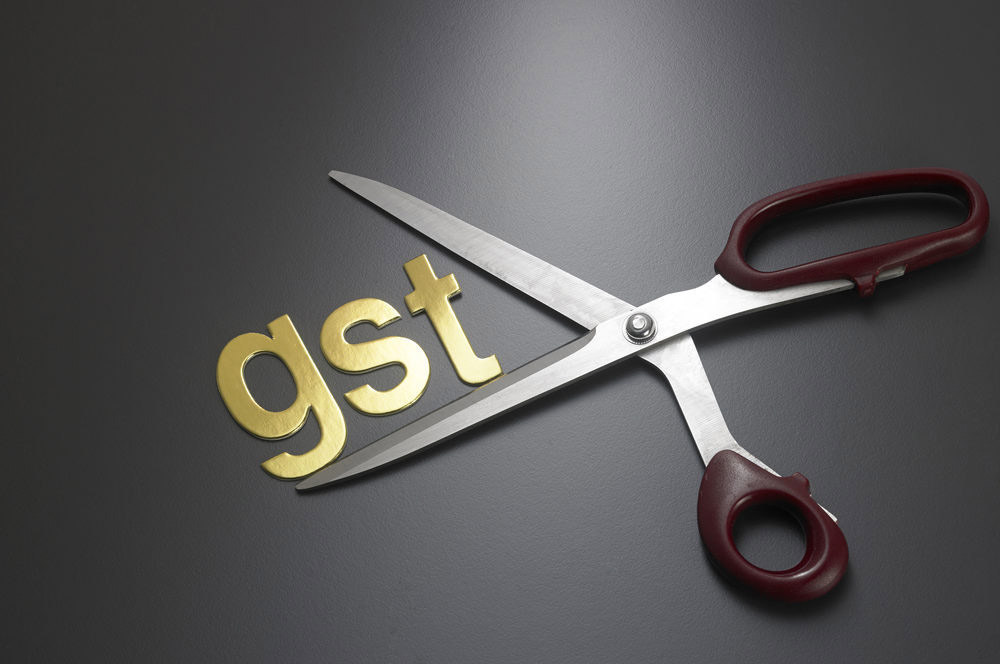 Reducing the GST You Pay Back
