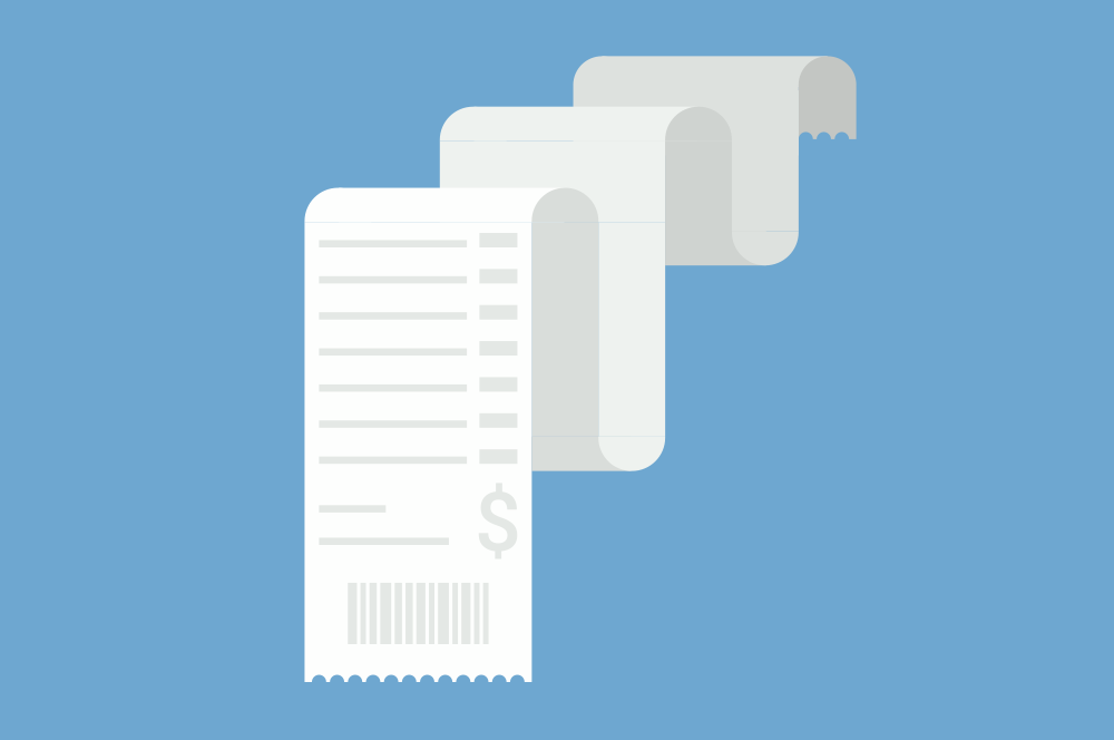 Keeping Receipts Organized for Tax Time